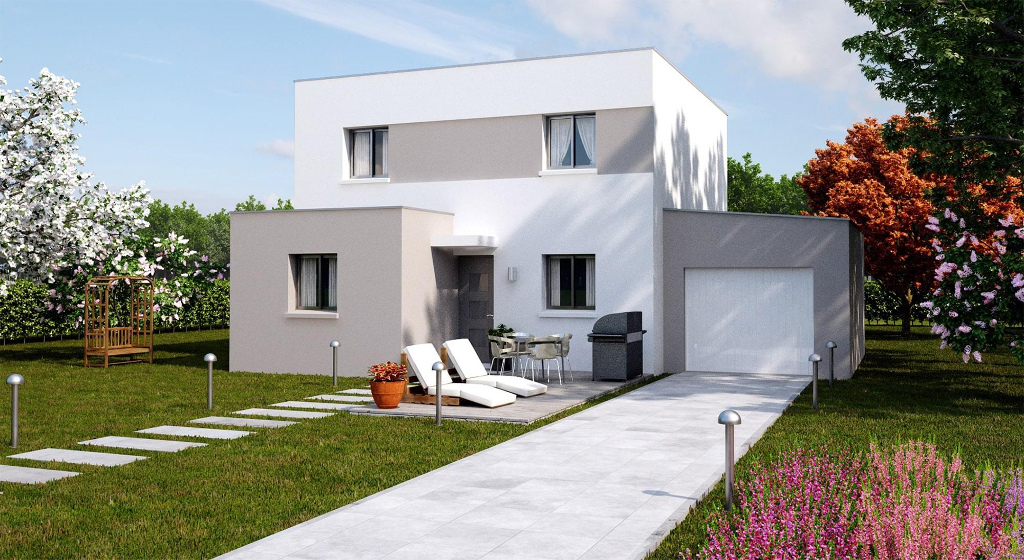 Constructeur maisons individuelles Caen-Constructeur maison Normandie
