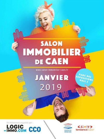 Constructeur maisons individuelles Caen-Salon-immo-Caen-2019