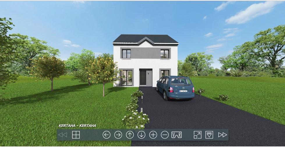 Constructeur maisons individuelles Caen-Love-Axcess