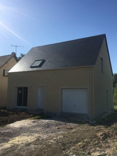 Constructeur maisons individuelles Lisieux-Jolie César livrée en 2018 proche Saint-Lô