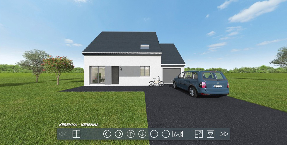Construction maisons individuelles Bayeux-Family-Axcess