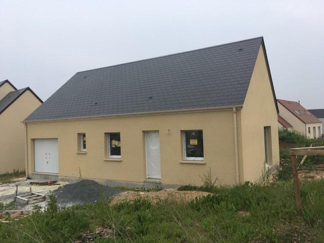 Construction maisons individuelles Caen-Modèle Jade 80m² proche Caen