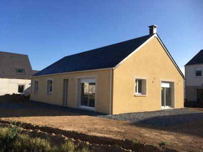 Construction maisons individuelles Lisieux-Modèle ONE de 87m² 3 chambres