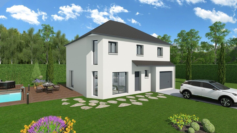 construction-maisons-individuelles-bayeux-Léna-4ch-100m²