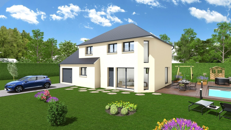 construction-maisons-individuelles-caen-reine-4chambres-125m²